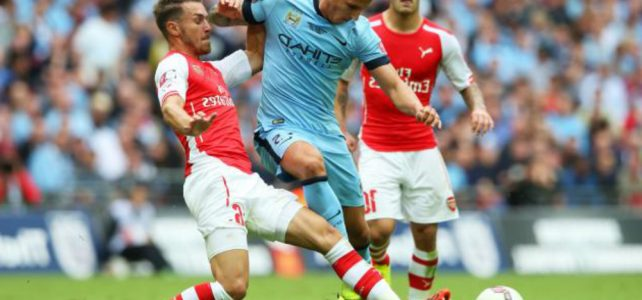 City Vs Arsenal, Pertarungan Posisi Runner Up